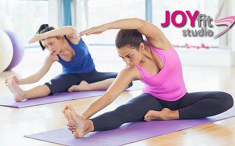 Kupón na 56% slevu na cvičení Pilates s osobním trenérem (50 minut)