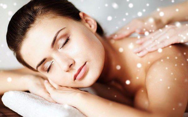 Vyberte si relaxační masáž a nechte se hýčkat