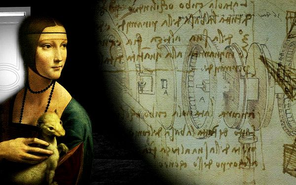 Úniková hra Leonardo da Vinci až pro 5 hráčů
