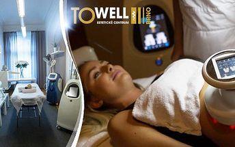Elektromagnetická redukce tuku - 1 nebo 5 ošetření v délce 20 minut. Revoluční metoda v boji s faldíky!