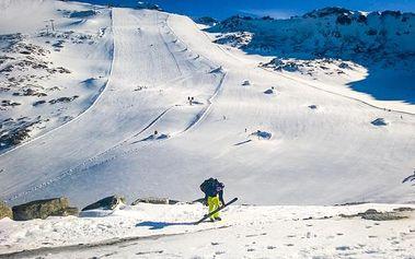Alpy s polopenzí a wellness + 2 děti zdarma