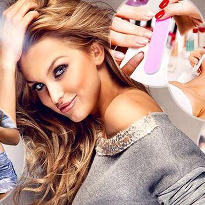 Den pro princeznu! Až 6hod. balíček luxusní péče: masáž, kosmetika, manikúra, pedikúra, Body Wrap a péče o vlasy!