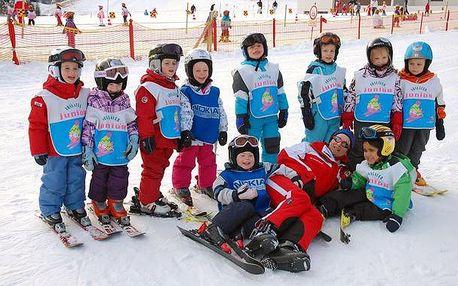 Víkendový lyžařský kurz pro děti