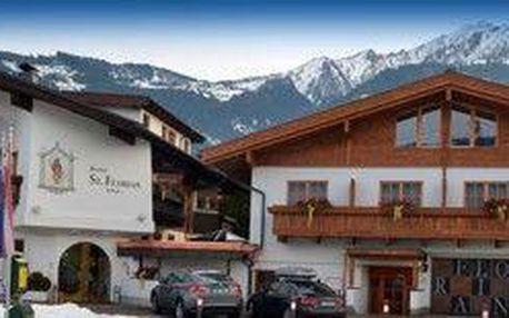 St. Florian, Salcbursko, Rakousko, vlastní doprava, polopenze