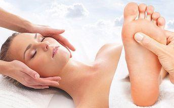 90minutový relaxační balíček pro ženy v brněnské rezonanční poradně Naturo