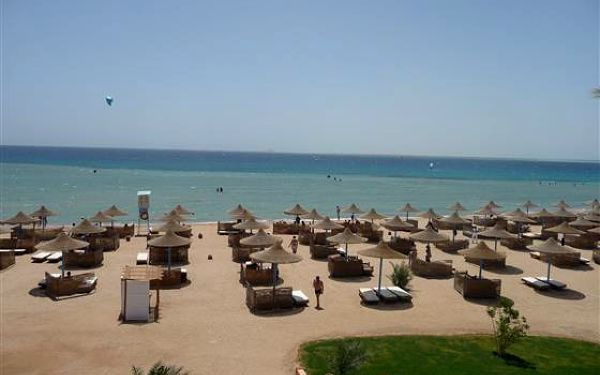 Hotel IMPERIAL SHAMS RESORT, Egypt, letecky, all inclusive