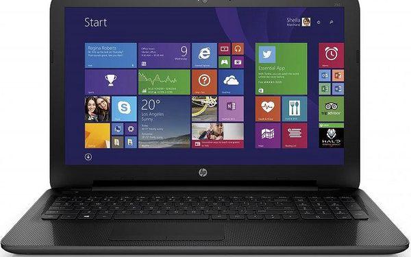 Notebook HP 250 G4 (M9T03EA) + čistící hmota pro kancelářskou techniku ZDARMA!