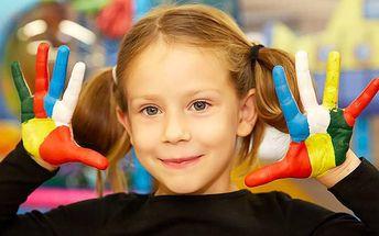 Dětská karnevalová show s televizní hvězdou