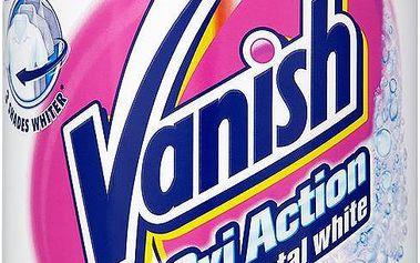 Vanish Oxi Action Crystal white odstraňovač skvrn 1000 g
