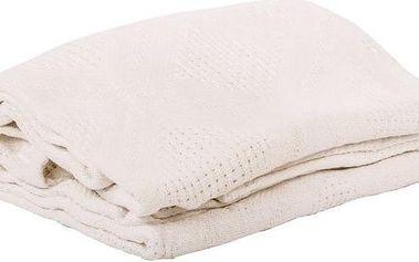 Bavlněný přehoz přez postel, 220x240 cm