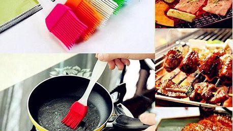Barevná silikonová mašlovačka do kuchyně
