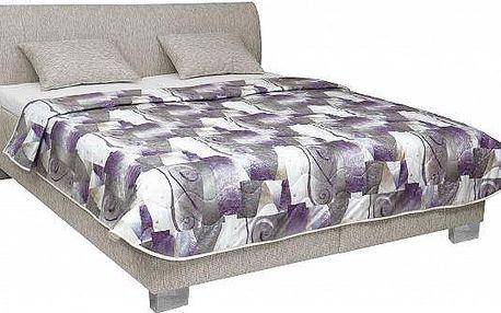 Čalouněná postel Prince