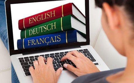 Online kurzy cizích jazyků z pohodlí domova
