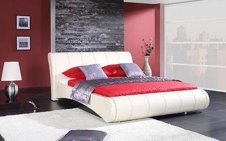 Čalouněná postel Huron 180x200 cm