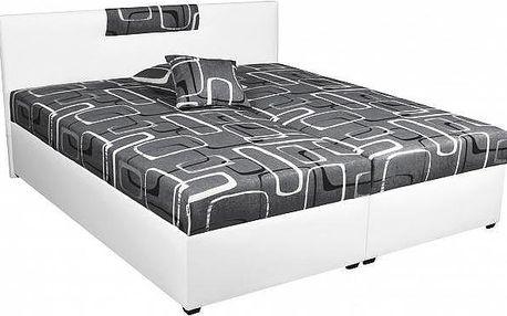 Čalouněná postel Innes