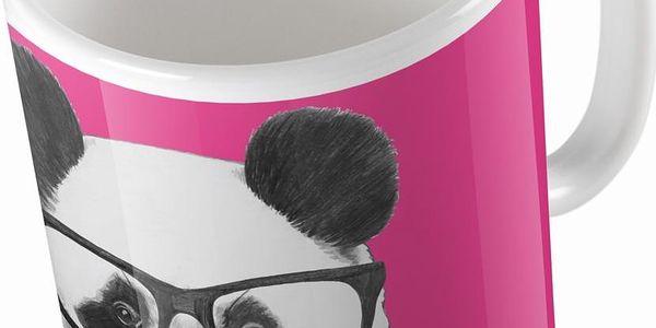 Keramický hrnek Cool Panda, 375 ml