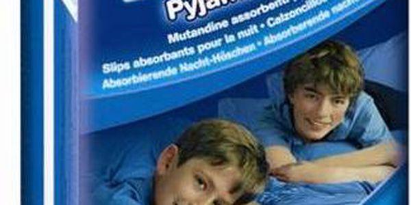 Plenkové kalhotky Huggies Dry Nites Large - Boys 27-57 kg, 9 ks