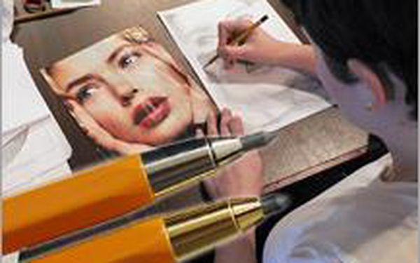 """Malířem za víkend! Kreslení """"pravou"""" mozkovou hemisférou aneb úchvatné možnosti našeho mozku."""
