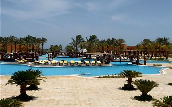 Hotel RESTA GRAND RESORT, Marsa Alam, Egypt, letecky, all inclusive