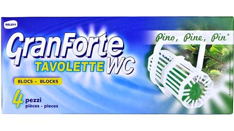 GRANFORTE WC Pino 4 ks GRANFORTE WC Pino 4 ks