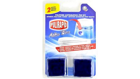 PULIRAPID Active Blu 2ks PULIRAPID Active Blu 2ks