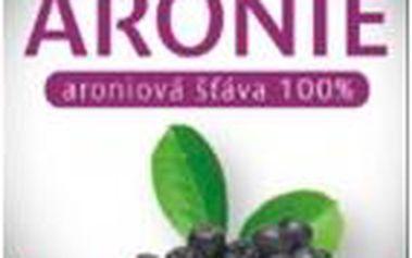 AWA superfoods arónie 100% šťáva 3000ml