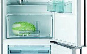 Kombinovaná chladnička AEG S75348KG2, nerez