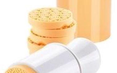 Tescoma DELÍCIA razítko na sušenky 6 dekorů, žlutá