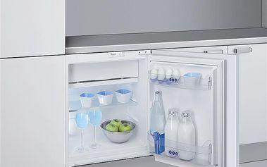 Vestavná chladnička Whirlpool ARZ004A+ smalým mrazákem