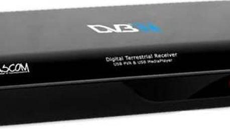 Mascom MC550T USBPVR černý