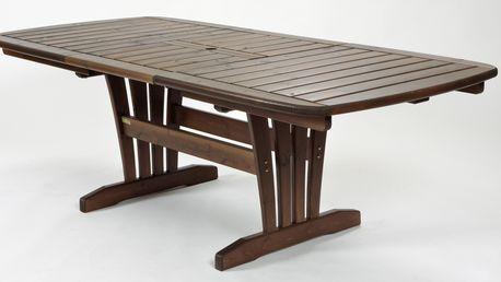 Zahradní stůl butterfly 160/220x100