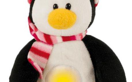 ANSMANN Plyšové zvířátko se světýlkem – tučňák Paula