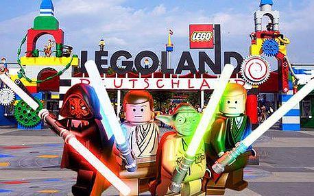 Zájezd do Legolandu a na den Star Wars