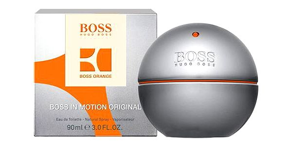 Hugo Boss Boss in Motion 90ml EDT Tester M