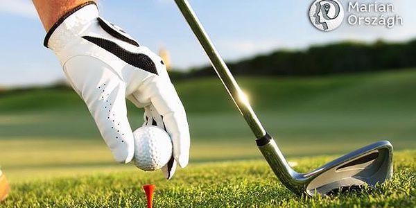 Kurzy golfu i pro celou rodinu nebo partu