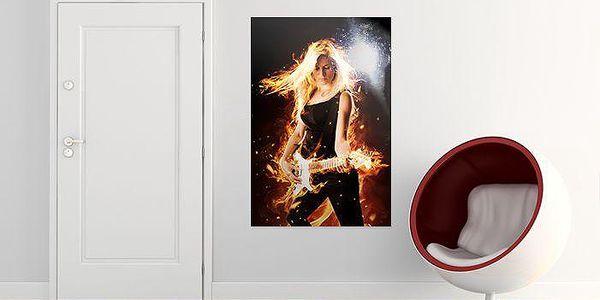 Plakát s vaší fotografií nebo vámi vybraným motivem v různých rozměrech