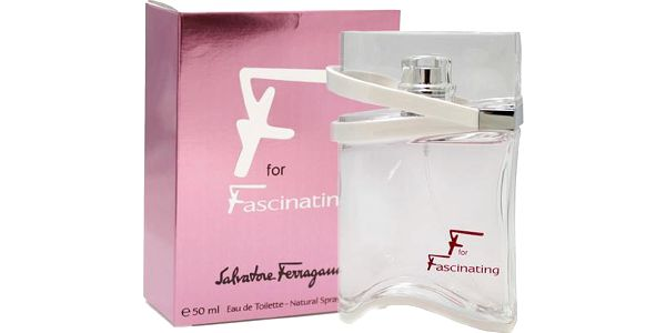 Salvatore Ferragamo F for Fascinating 90ml EDT W