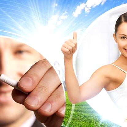 Neinvazivní laserová akupunktura na odvykání kouření a hubnutí! Pokroková metoda s okamžitými výsledky!