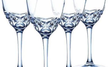 4dílná sada skleniček na víno JOYAU