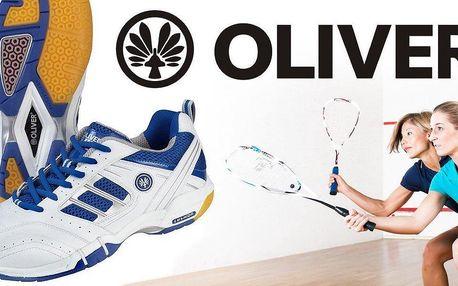 Sálová obuv OLIVER S 100, S 110 a P-85