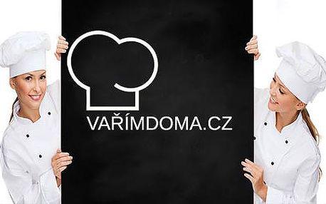 50% sleva na nákup na Varimdoma.cz: není nad domácí vaření