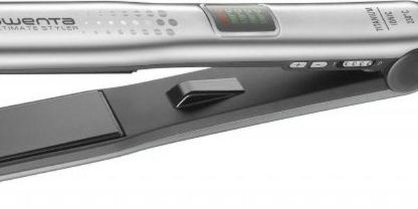 Žehlička na vlasy Rowenta SF6020D0