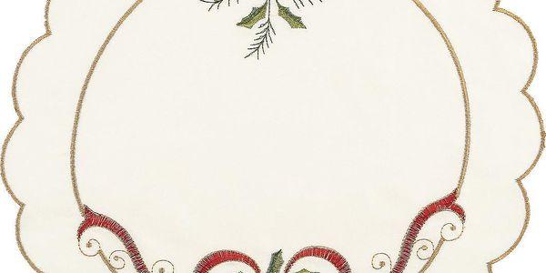 Jahu Vánoční prostírání Zvony, sada 4 ks