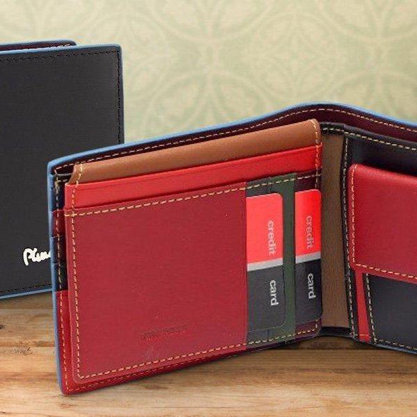 Kožená pánská peněženka Pierre Cardin