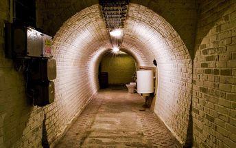 Exkurze do atomového krytu 10-Z pod Špilberkem