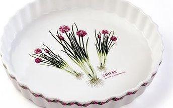 Maxwell & Williams porcelánová kulatá nádoba na pečení Quiche 28cm