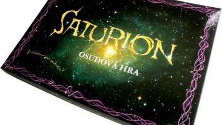Saturion - osudová hra