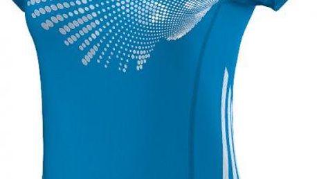 Adidas Graph Tee Women modrá M