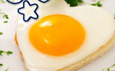 Silikonové formy na vajíčka
