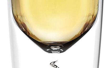 Termoska na víno s vývrtkou Vino Opener Blue